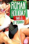 Smerinka- Roman Holiday 2-Affect3D