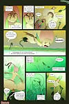 Of Snake and Girl 2- Teasecomix