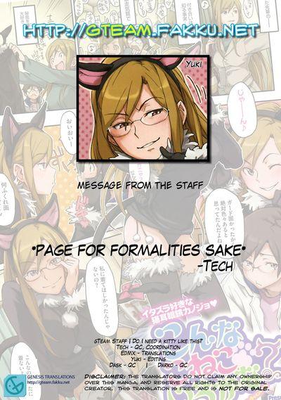 [Minato Fumi] Konna Koneko Irukana!? (COMIC Megastore 2009-05)  [PSYN]