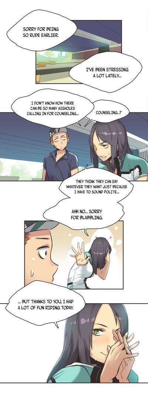 Gamang Sports Girl Ch.1-28   - part 9