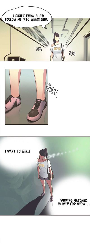 Gamang Sports Girl Ch.1-28   - part 16