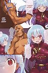 C89 Himehajime.com Ono no Imoko FREE CANDY + FREE PAPER King of Fighters N04h