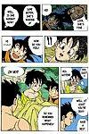 Dragon Ball H Gohan X Videl Colored
