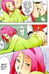 C90 Karakishi Youhei-dan Shinga Sahara Wataru Kage Hinata ni Sakura Saku Naruto doujin-moe.us Colorized