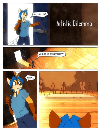 Artistic Dilemma