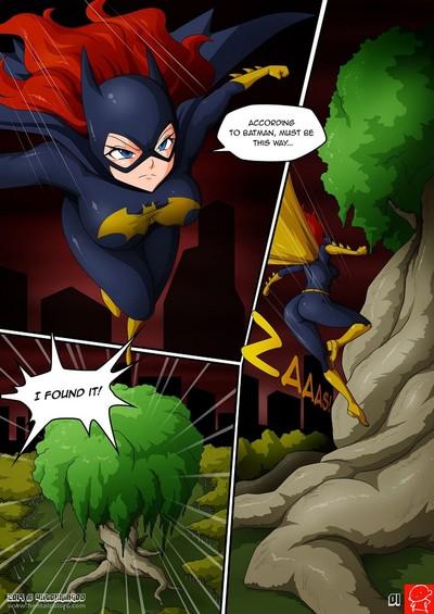 Gotham City 1 - Green Seeding