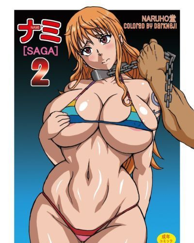 (COMIC1 10) Naruho-dou (Naruhodo) Nami SAGA 2 (One Piece) (Colorized)
