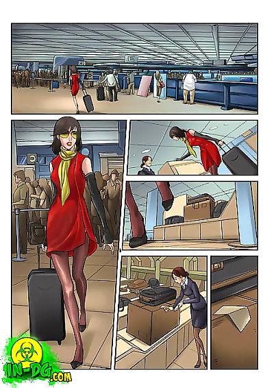 Hana trova il Segreto codici il designer provato Per nascondi per la sua Piacere Che tur - parte 2329