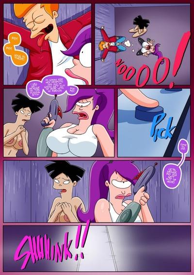 Futurama - Sextopia - part 2