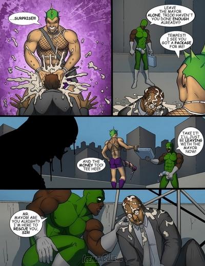 Cosmic Heroes 3 - part 2