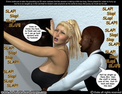 Mrs Hani 2 - Dinner Date 1 - part 2