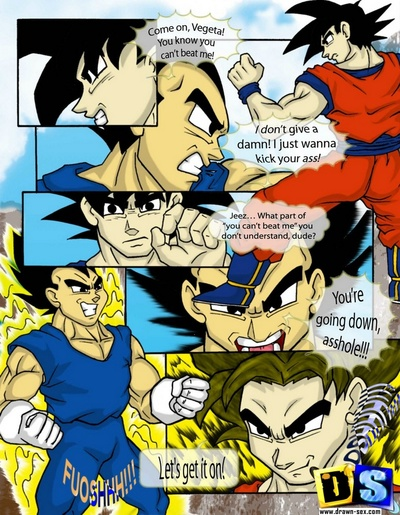 Dragon Ball Vs Winx Club
