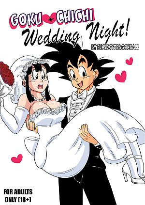 Dragon Ball- Wedding Night