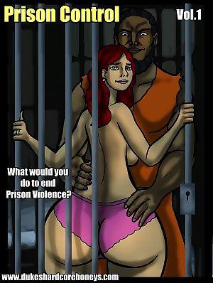 Prison Control 01- Duke Honey