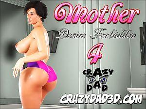 CrazyDad3D- Mother, Desire Forbidden 4