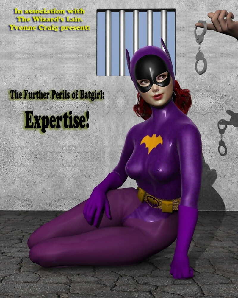 Yvonne Craig- The Further Perils Of Batgirl – Expertise