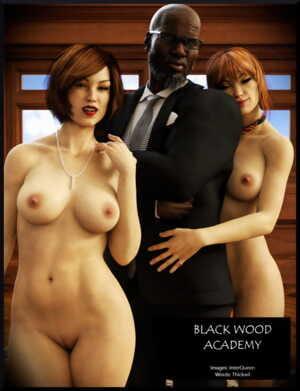 Alison Hale- Black Wood Academy