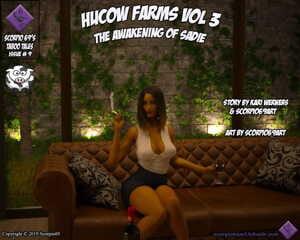 Scorpio69- Hucow Farms Vol 3- The Awakening of Sadie