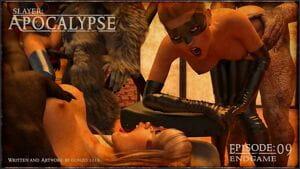 Gonzo- Slayer Apocalypse 9