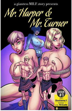 Bot- Mr. Harper and Mr. Turner Issue 1