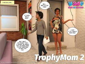 Y3DF- TrophyMom 2