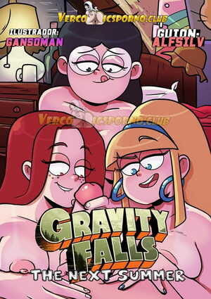 Vercomicsporno – Gravity Falls: The Next Summer