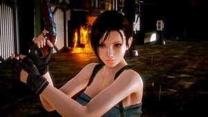 Amatsu Shimai – Defeated by Nemesis Resident Evil
