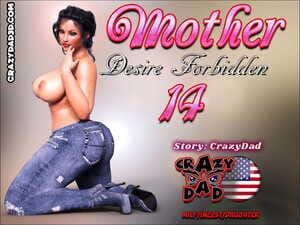 CrazyDad3D- Mother Desire Forbidden 14
