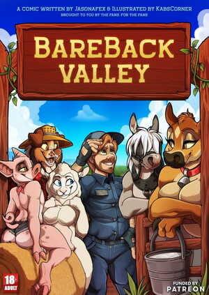 Kabier- Bareback Valley