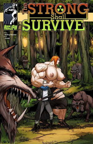 MuscleFan- The Strong Shall Survive Issue 05