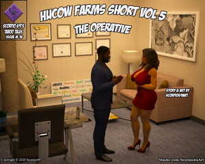 Scorpio69- Hucow Farms Short Vol 5 – The Operative