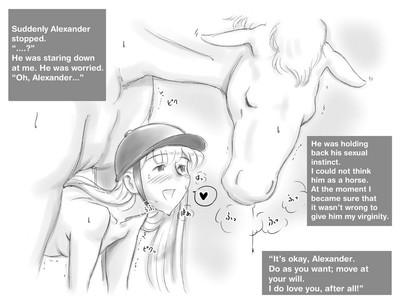 Alexander The Horse - part 2
