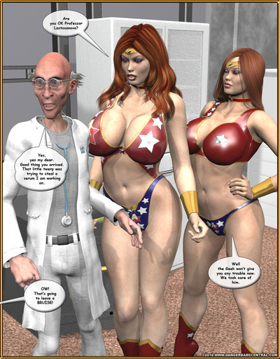 Alpha Woman- The Geek wins Day - part 2