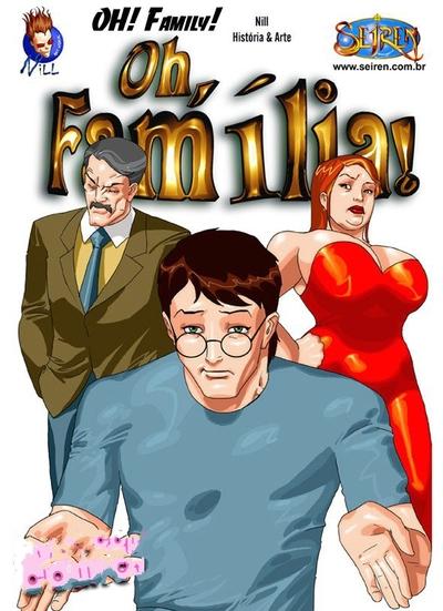 Seiren-Oh, Family! (English)