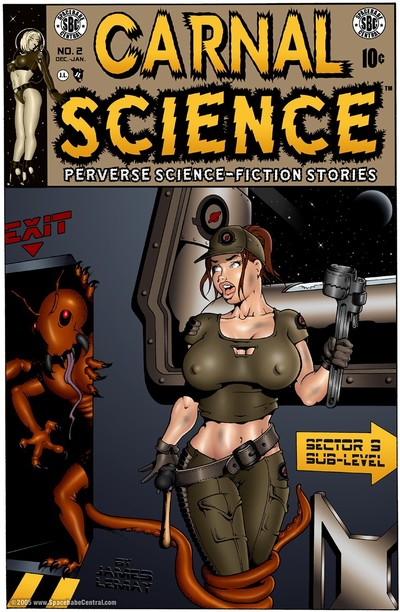 Carnal science 2- James Lemay