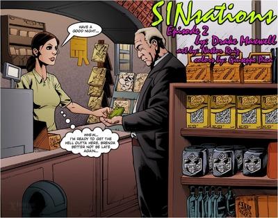 Sinsations Episode 2- Drake Maxwell