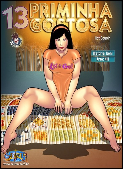 Priminha Gostosa 13- Hot Cousin 2 (English)