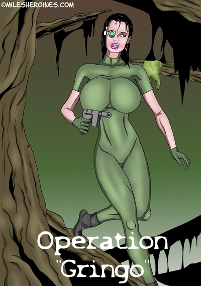 Green Barett - Operation Gringo