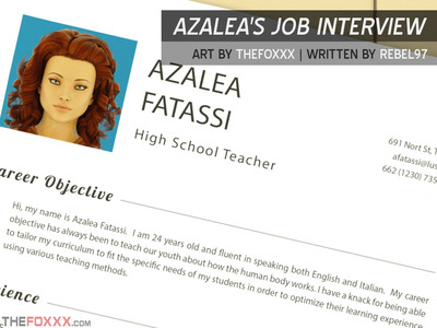 Foxxx - Azalea\