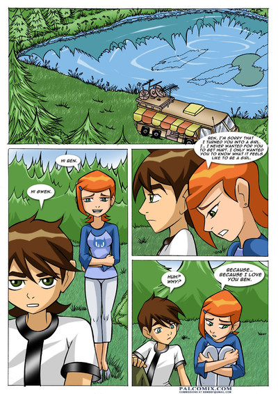 Ben 10 - Gender curse - part 2