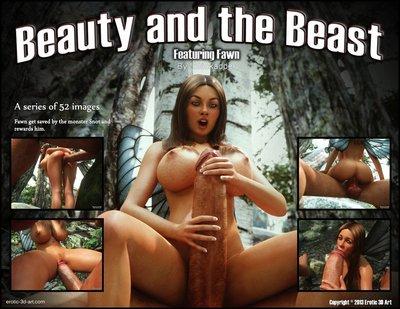 Blackadder- Beauty And The Beast