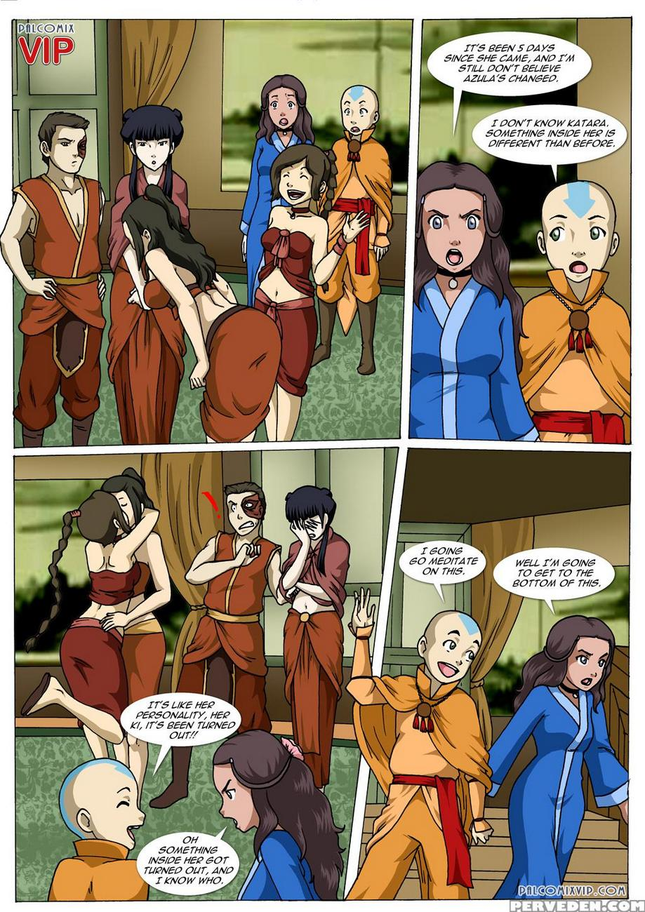 Avatar - The Last Jizzbender Book XXX 2