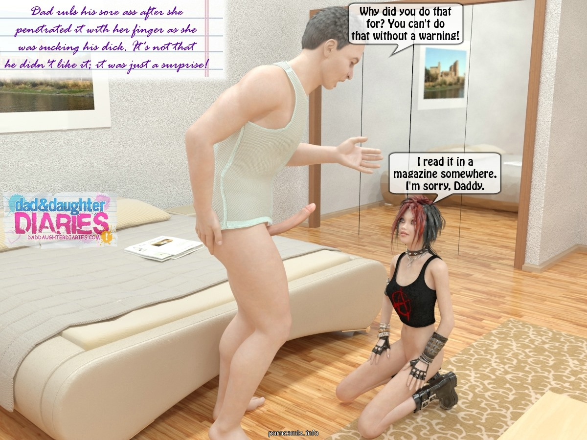 Dad with Daughter Diaries- 02 - part 2