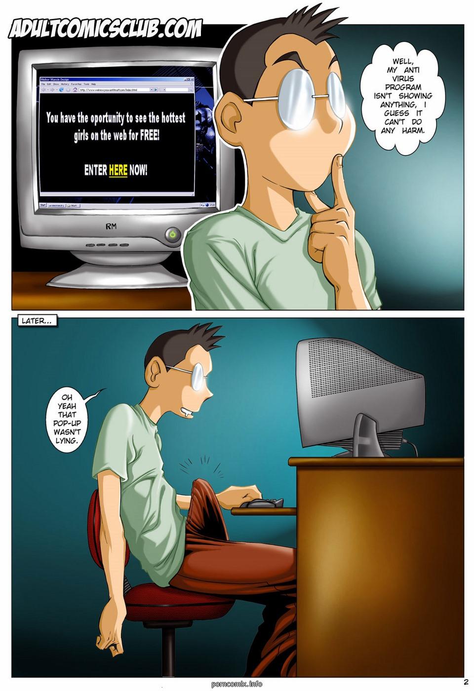 A Geek\'s Life - Melkormancin
