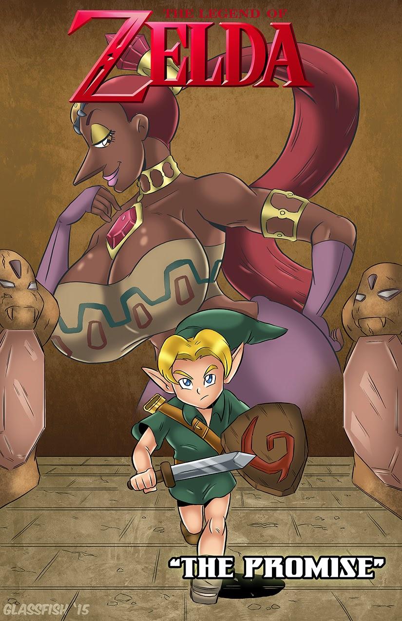 Legend of Zelda - The Promise, Glassfish