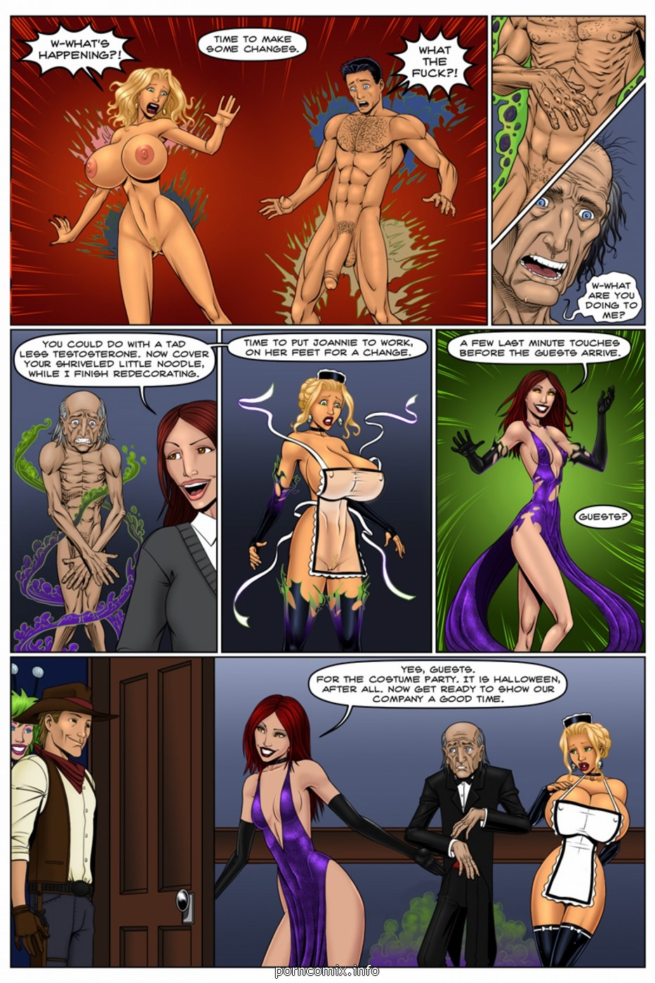 Tales from the Whorehouse 2