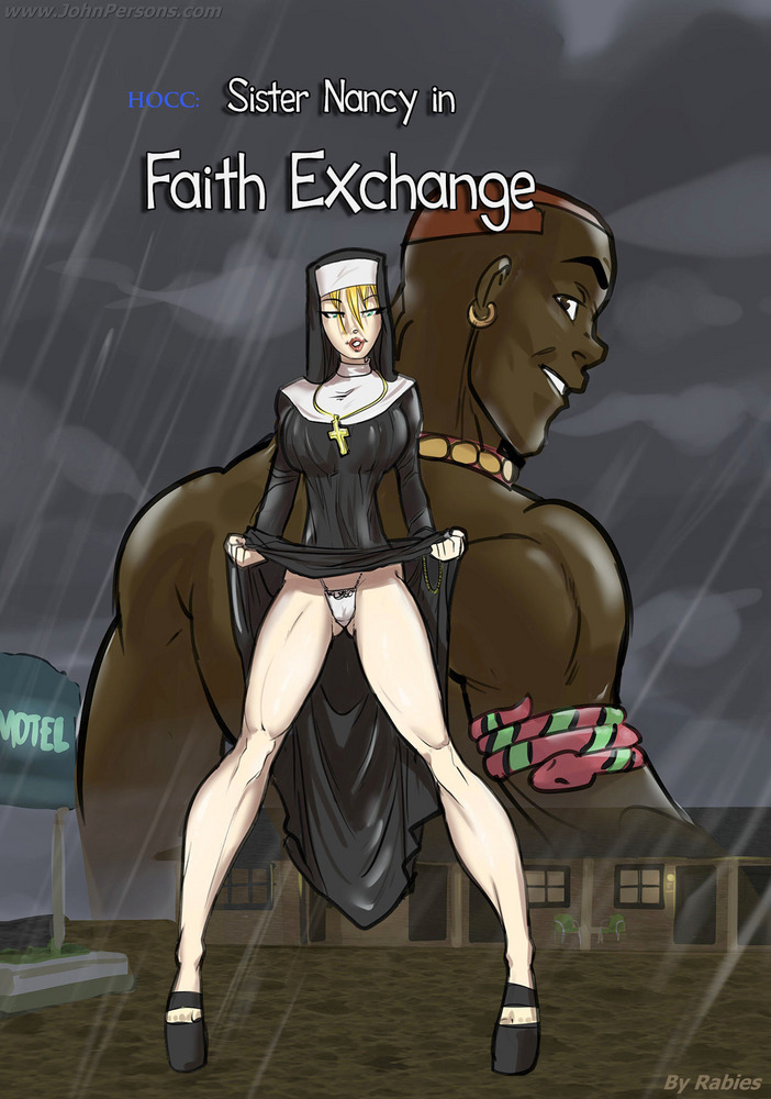 Sister Nancy in Faith Exchange- Rabies