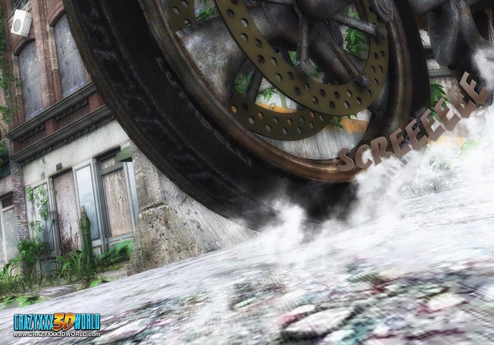 Echo Ep. 2- Illusions- Crazyxxx3D World - part 3