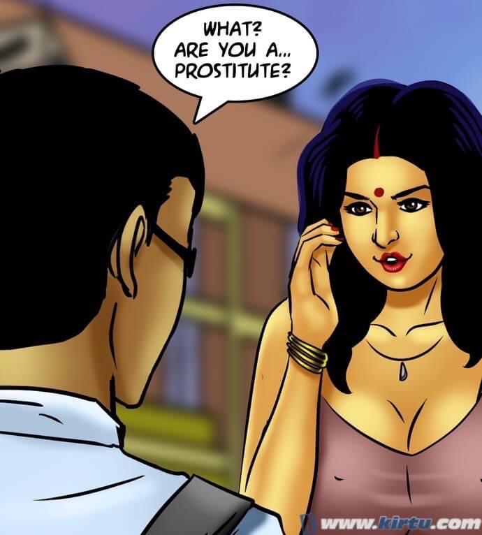 Savita Bhabhi 72- Savita loses her Mojo - part 3