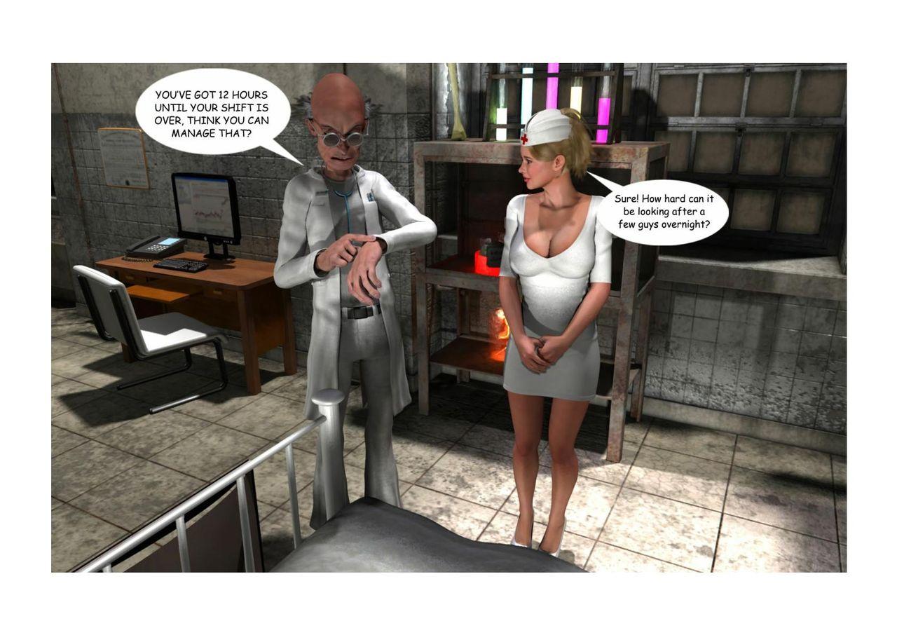 Holly\'s Freaky Encounters- Night Shift Nurse